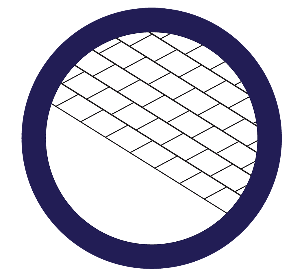 Composition Roof Icon