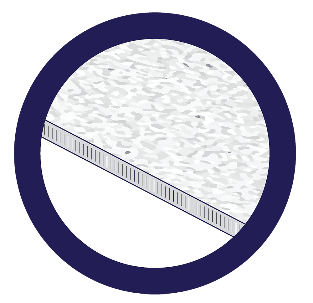 Low Slope Roof Icon
